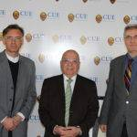 A delegation from Potsdam University, Germany Visits CUE