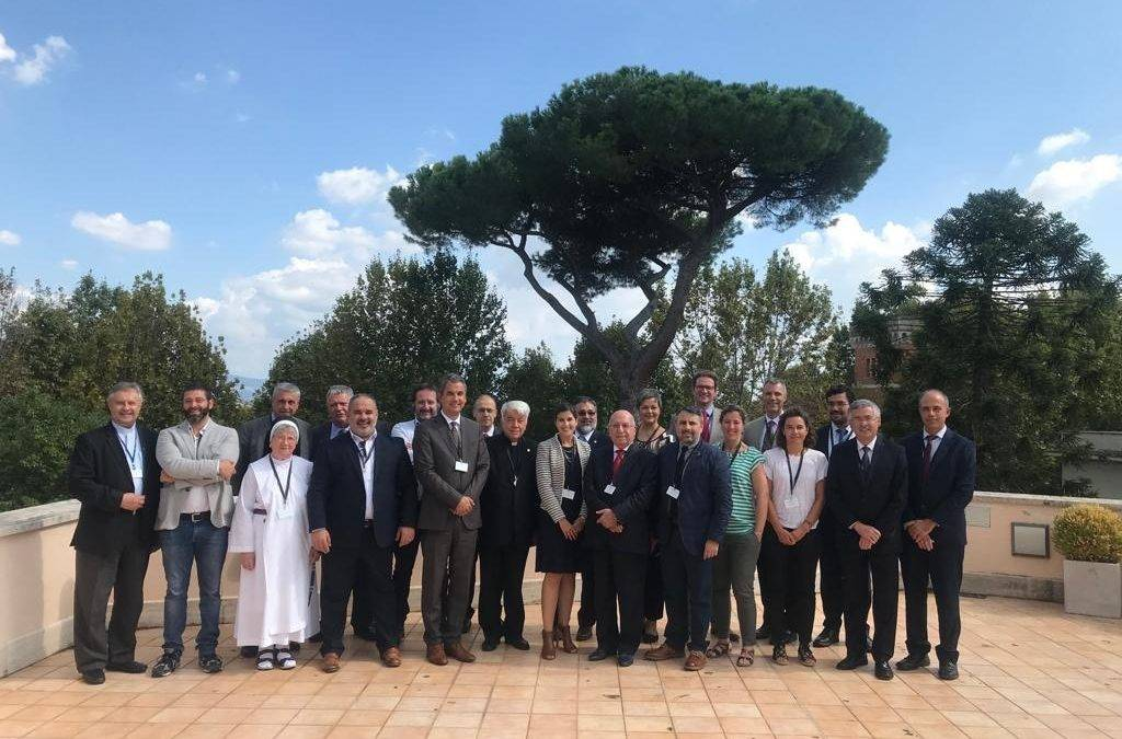Consortium of Catholic Universities Plans Joint Projects