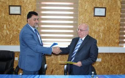 The CUE signs Memorandum of Understanding (MoU) with Hamdania University