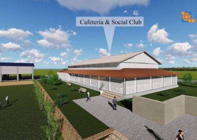 New Cafereria & Social Club