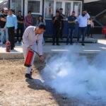 Safety & Firefighting Workshop