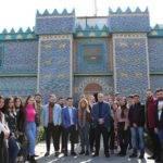 A scientific Visit to Babylon TV